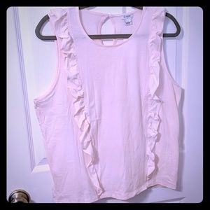 NWT J. Crew Sleeveless Top Size Large